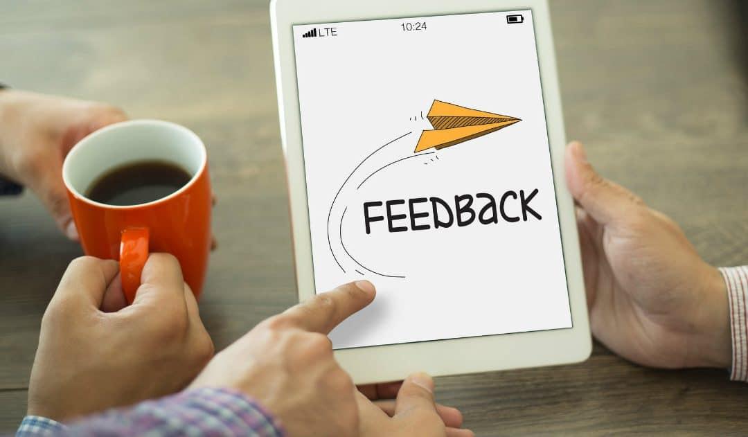 Feedback: 5 estratégias para ser assertivo e motivar sua equipe!