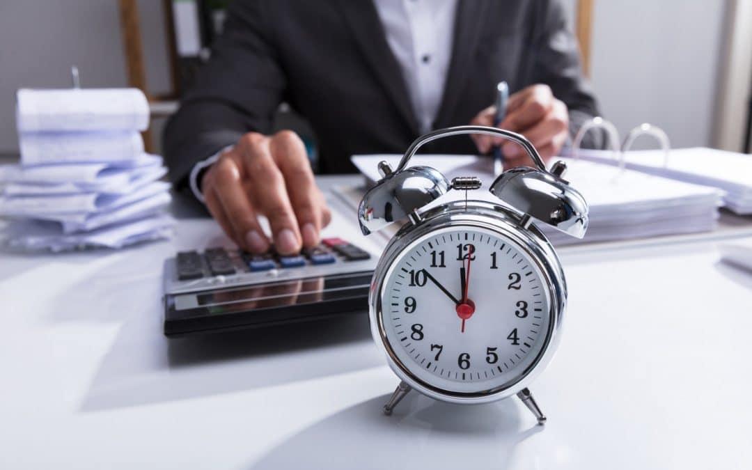 Como se planejar para reduzir o número de hora extra dos funcionários?